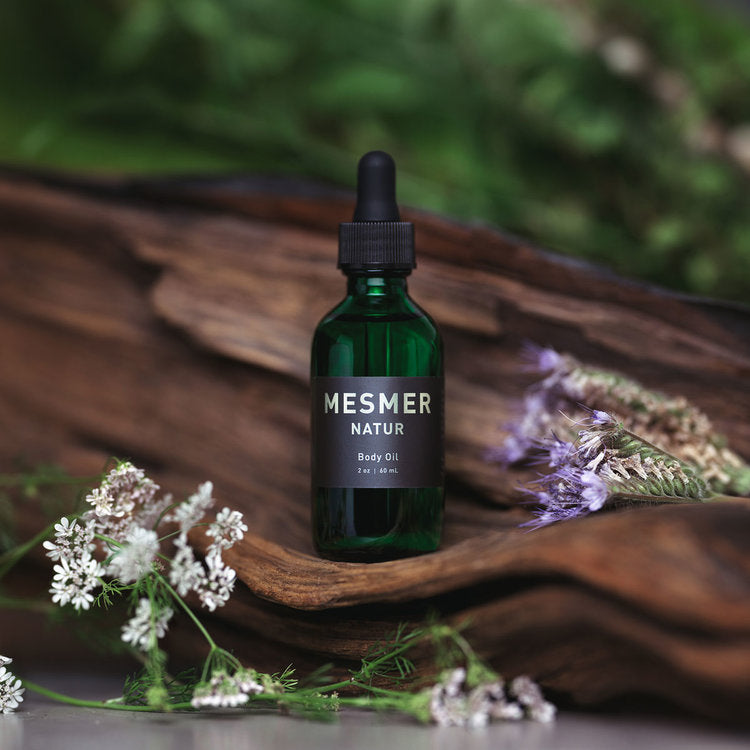 Mesmer Natur Massage/Body Oil