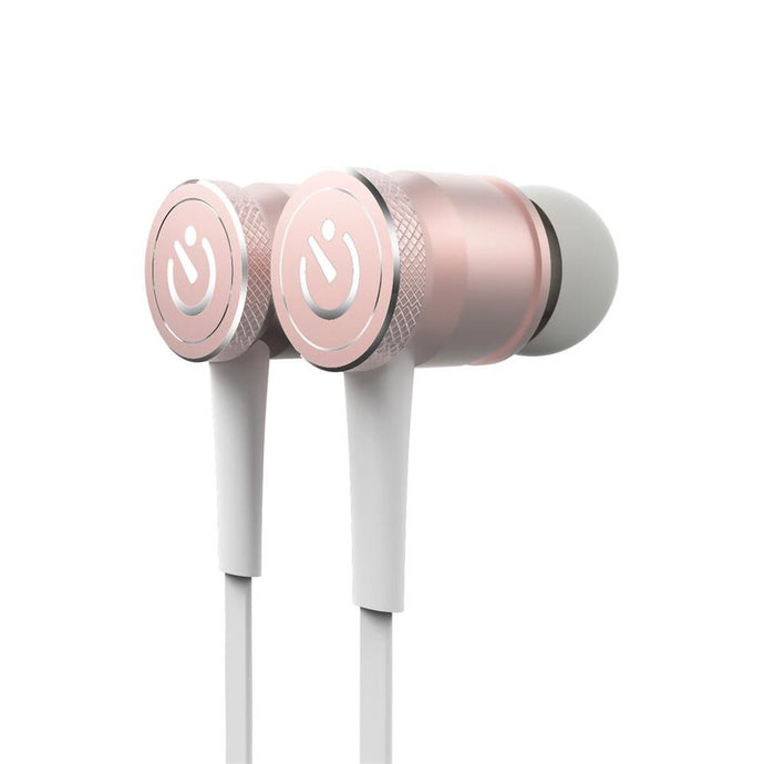 Swoop Wireless Earphones- ROSE GOLD