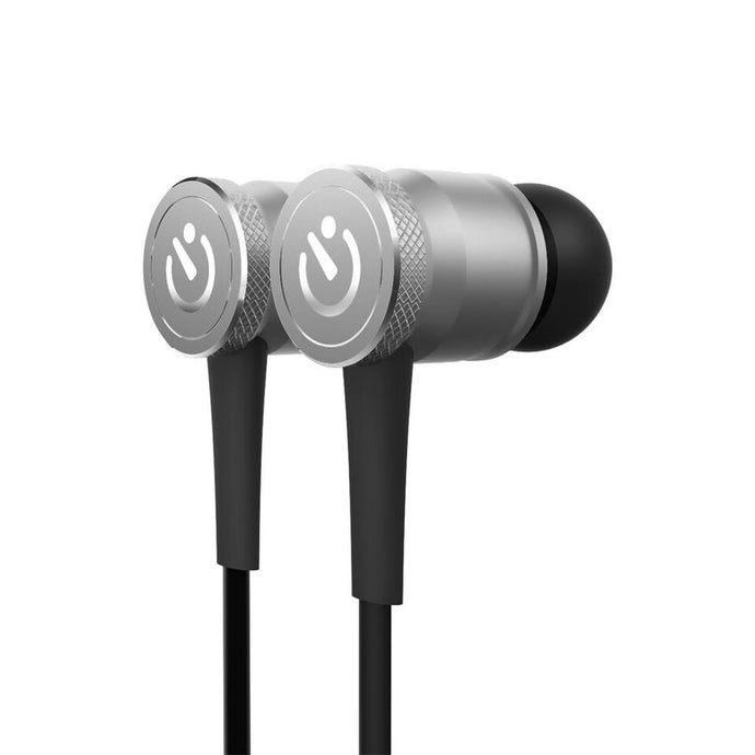 Swoop Wireless Earphones- BLACK
