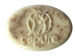 Goat Milk Soap with Honey and Oatmeal - Capure Goat Milk Soap