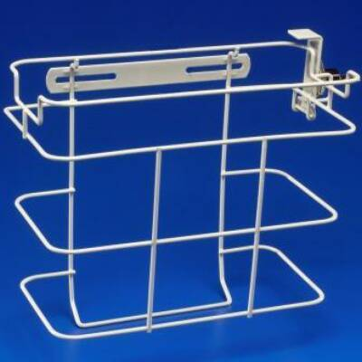 3 Gallon Covidien SharpSafety™ Wire Bracket with Lock