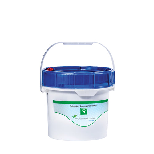 2.5 gallon Dental Amalgam Recycling Bucket