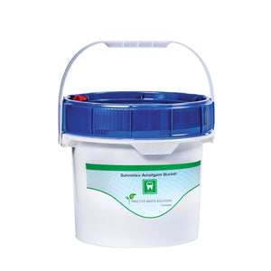 3.5 gallon Dental Amalgam Recycling Bucket