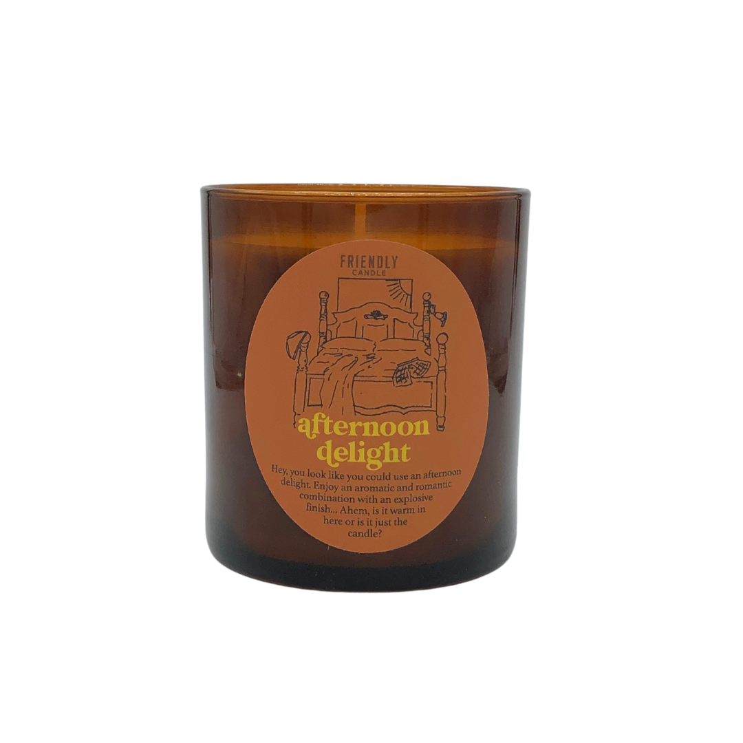 Afternoon Delight Soy Candle