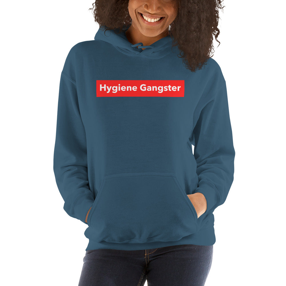 Hygiene Gangster Hooded Sweatshirt