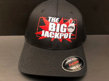 TBJ Logo Fitted Hat - Solid Black