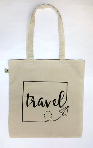 Bolso grande - Tote bag - Travel