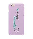 Carcasa en varios colores para iPhone 6 Plus - Energetic Traveler logo