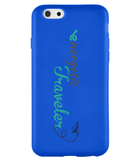 Carcasa en varios colores para iPhone 6S - Energetic Traveler logo