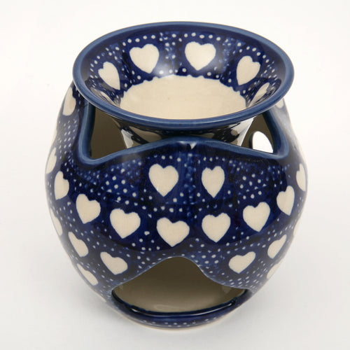 Aroma Lamp-2 Piece Hearts