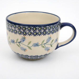 Cafe au Lait Cup Large Harebell
