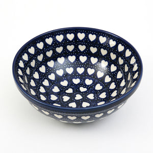 Salad Bowl Small Hearts