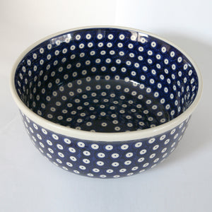 Salad bowl XL Blue Spot