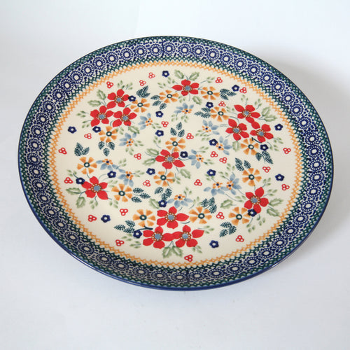 Dinner plate dia. 25.5cm Floral Bouquet