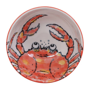Seafood Bowl Kani Red 13.2x6.8cm