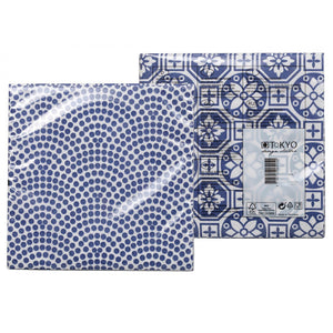 Napkins Nippon Blue 20 Pieces