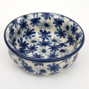 Pudding Bowl in Cornflower