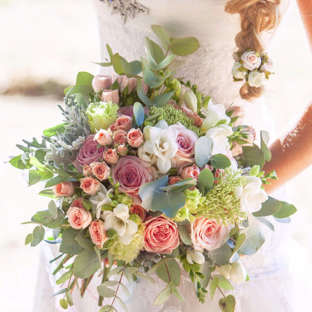 Bride's Bouquet - Gia