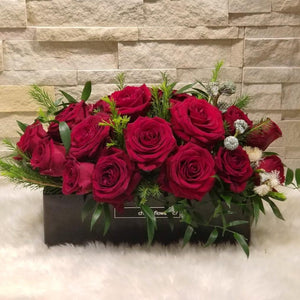 Luxury Red Roses