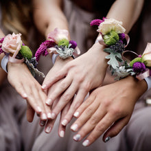 Night with Friends Corsage