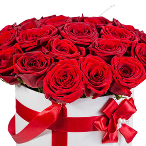 Premium Two Dozen Red Roses