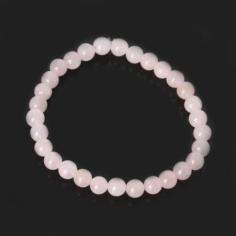 Unconditional Love: Rose Quartz Bracelet