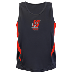 2019 Kids Singlet [Black/Red]