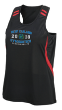 GNZ Kids & Mens Singlet [2018]