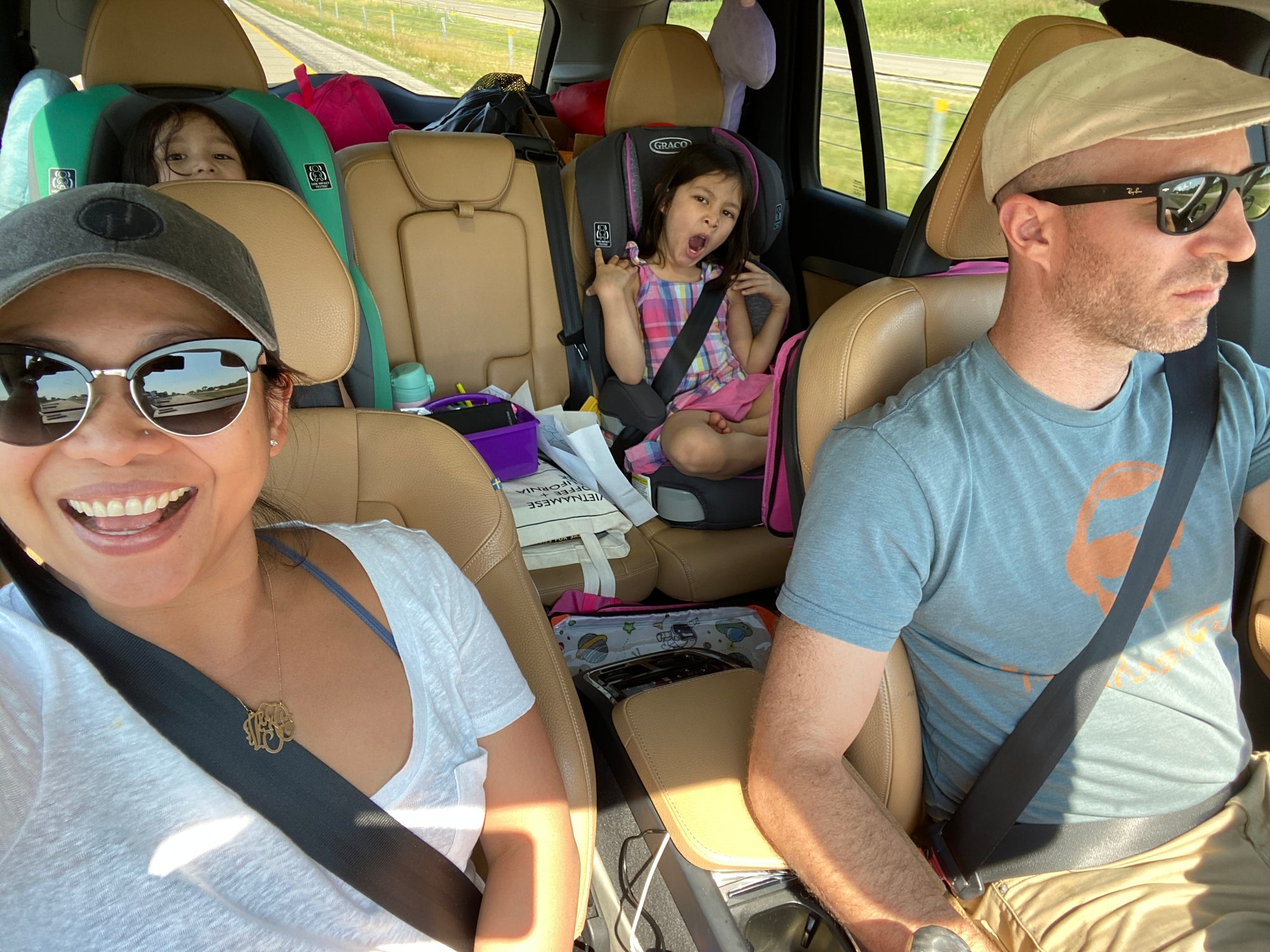 Our Family's Summer Road Trip Adventure from CA to WI