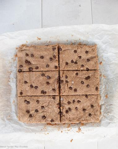 Almond Butter Protein Bar