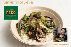 Partner Spotlight: Chef Ria Dolly Barbosa / Petite Peso