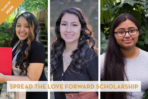 Spread The Love Forward Scholarship