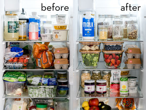 Tips for Tidying Your Pantry and Fridge