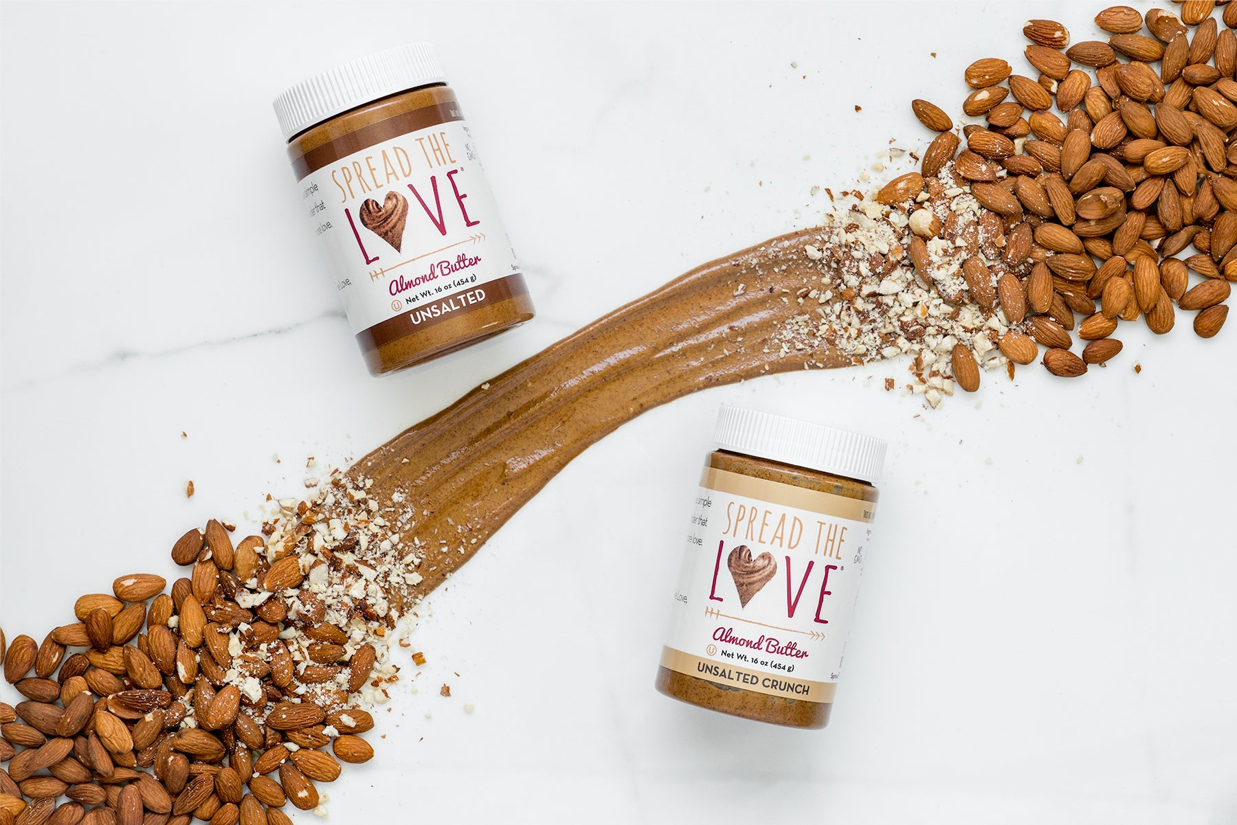 Purchase all-natural almond butter here