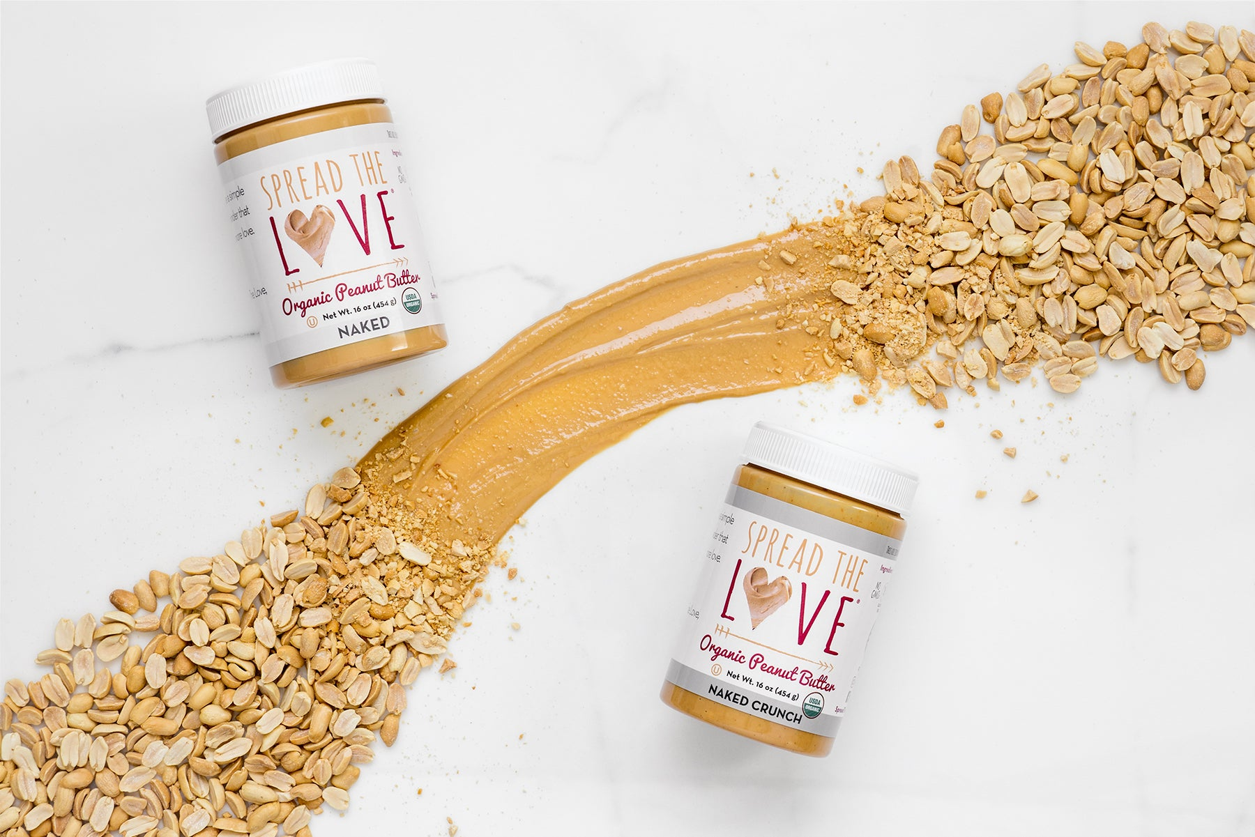 Purchase organic all-natural peanut butter here