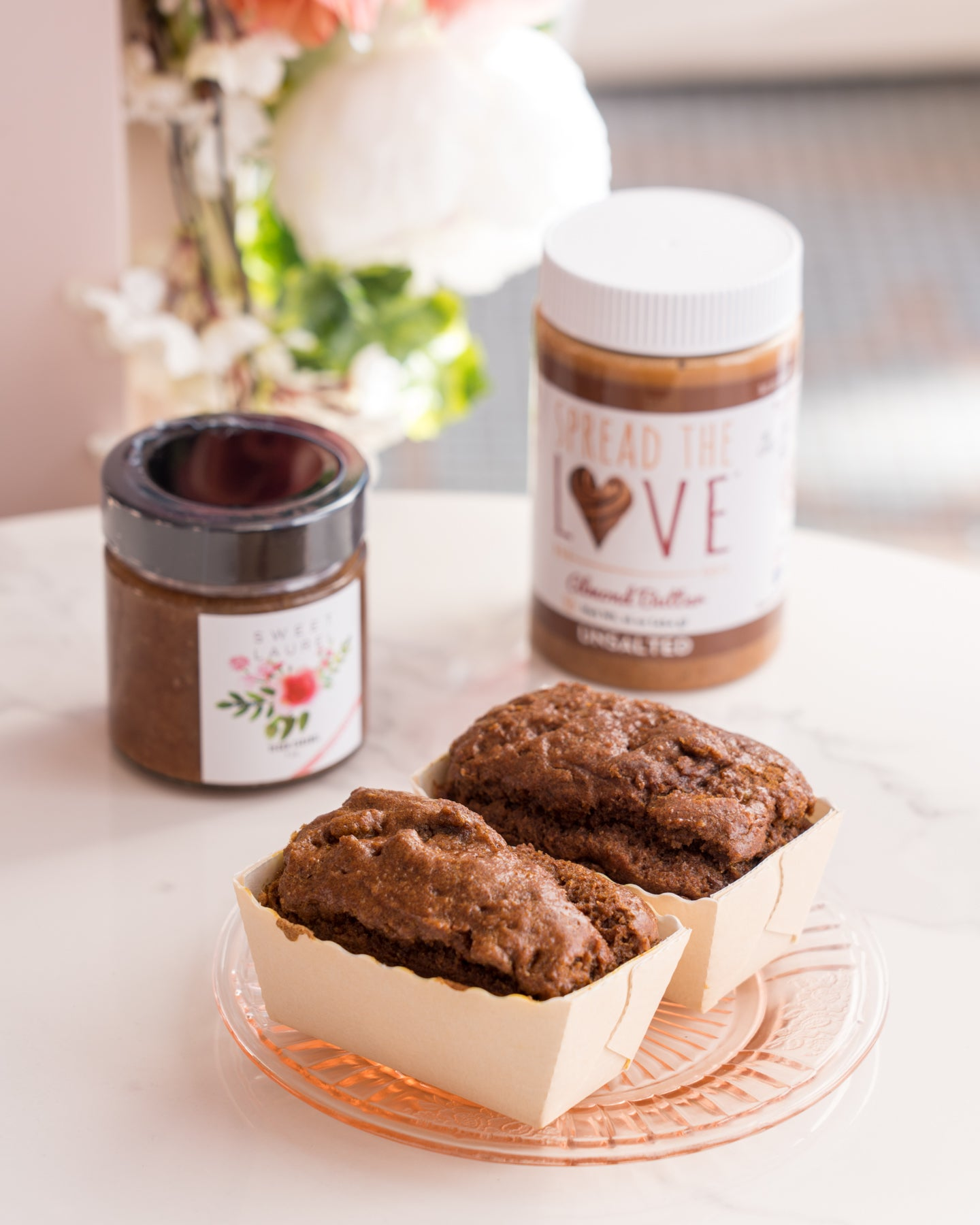 Spread The Love UNSALTED Almond Butter