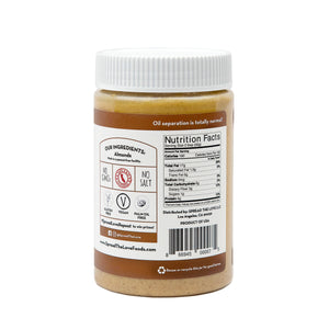 UNSALTED Almond Butter - Wholesale