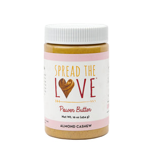 ALMOND CASHEW Power Butter