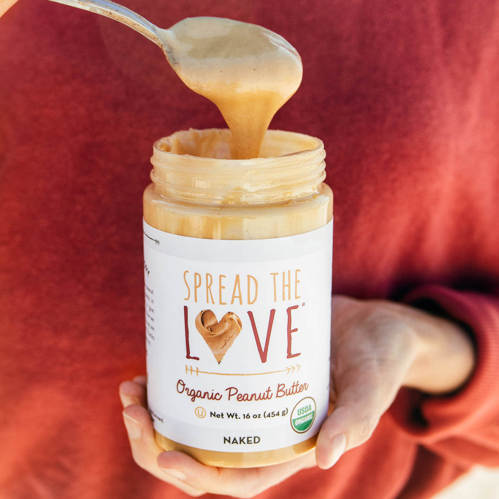 Load image into Gallery viewer, NAKED Organic Peanut Butter