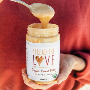 NAKED Organic Peanut Butter