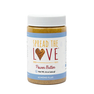 ALMOND FLAX Power Butter