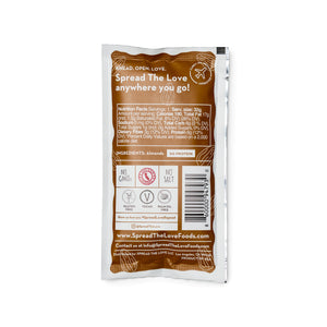Almond Butter Packet Nutrition Facts