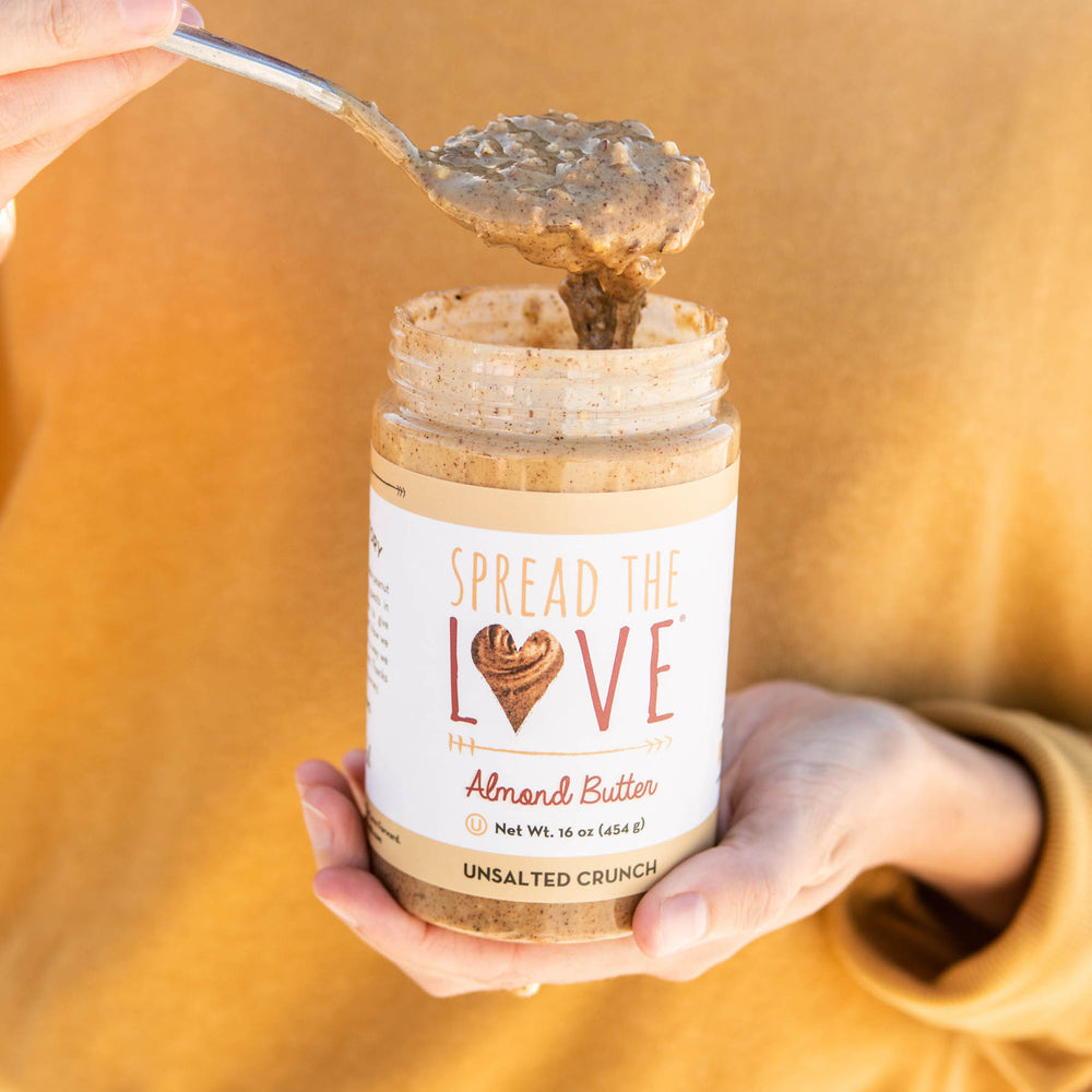 Load image into Gallery viewer, UNSALTED CRUNCH Almond Butter