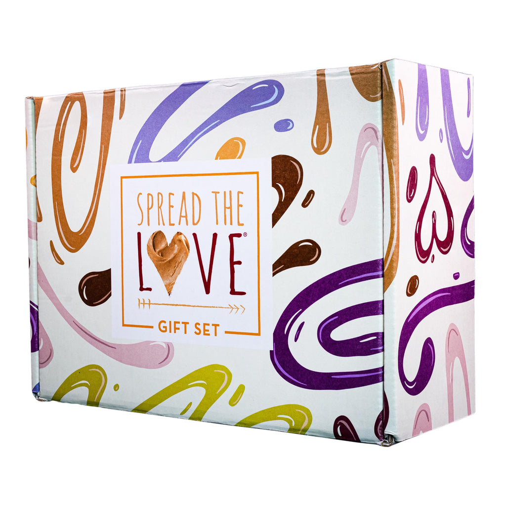 Spread The Love®️ Clear Shopping Bag