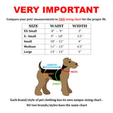 male dog diapers wrap belly bands reusable washable  size chart