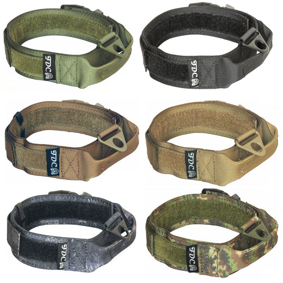 heavy duty velcro tactical collar