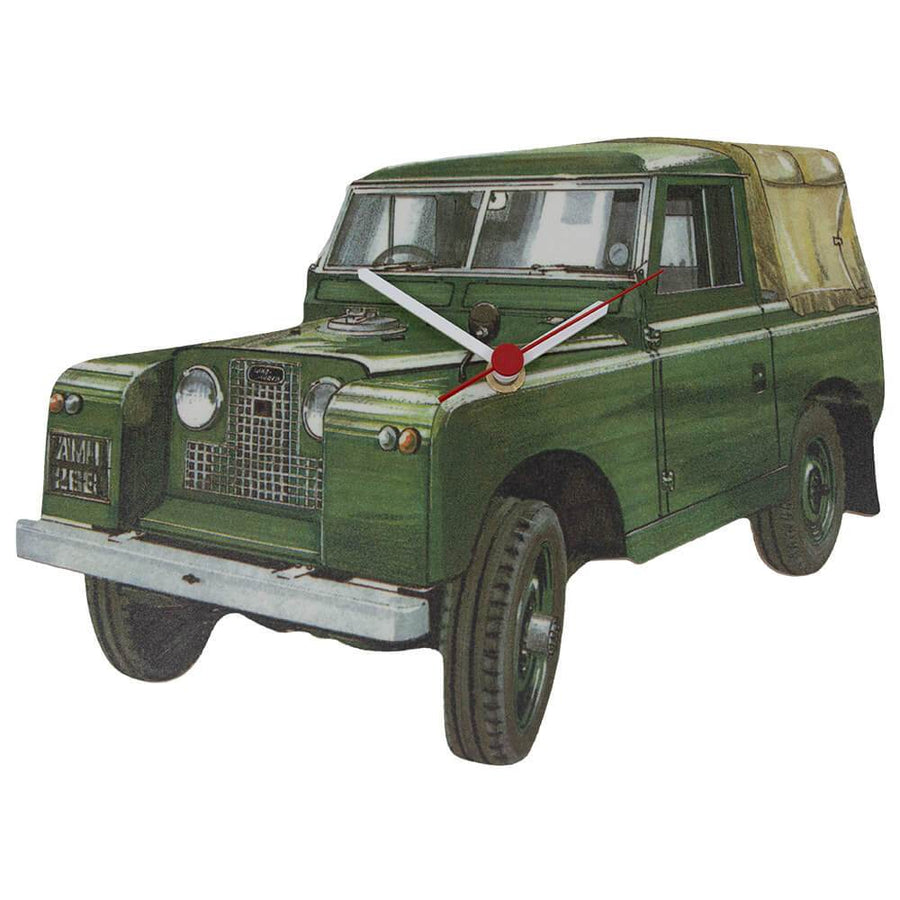 Land Rover Series 2 Wall Clock Gift Present