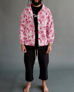 Kung Fu Coach Jacket (Rose)