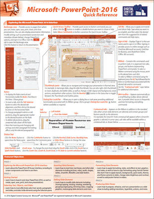 PowerPoint 2016 Guide