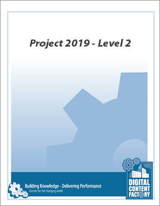 Project 2019 - Level 2 (1 day) | Q1 - 2021